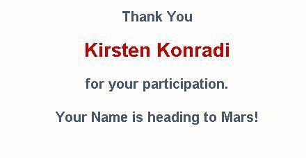 my name on mars2