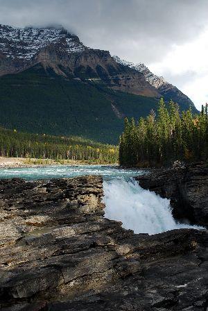 Athabasca Falls1