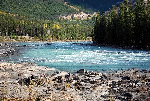 Athabasca Falls2