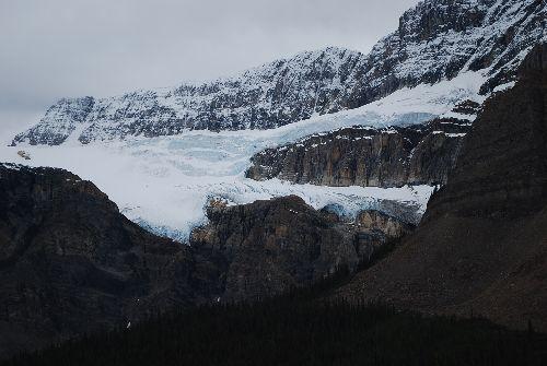 Crowfoot Gletscher