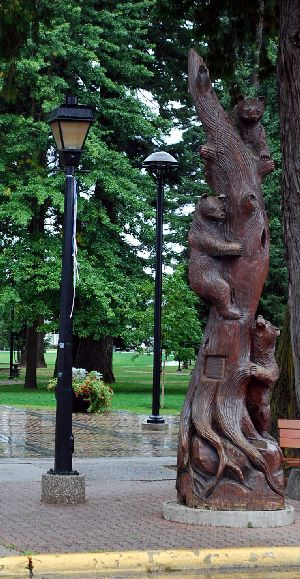 Hope Carving Bear