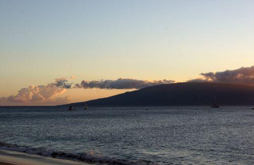 Maui Abend4