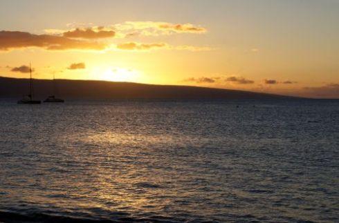 Maui Abend5